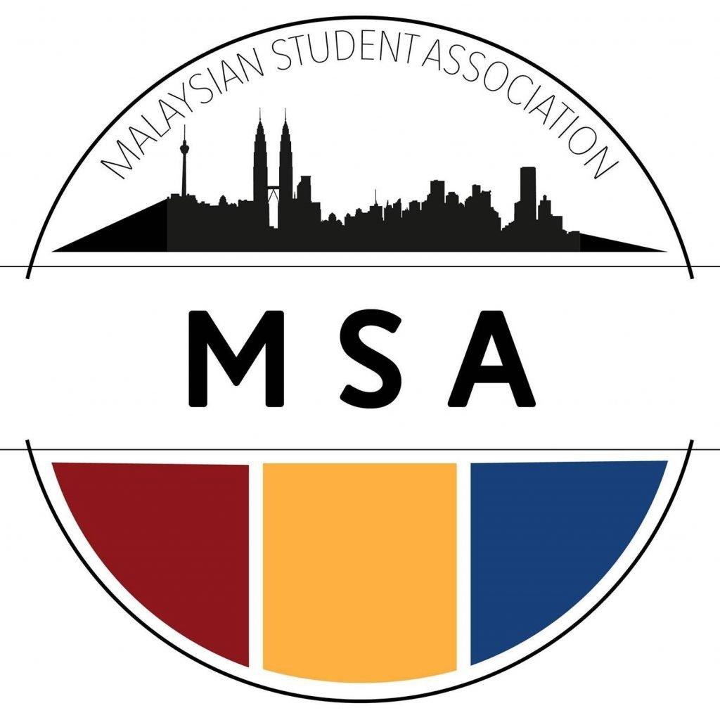 Malaysian Student Association of Macquarie University logo